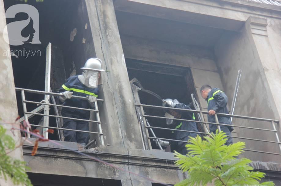 """Lời kể của người chứng kiến đám cháy ở Thiên đường Bảo Sơn: Ngọn lửa to quá, tôi thấy 3 người nhảy từ lan can tầng 2 xuống đất""""-5"""
