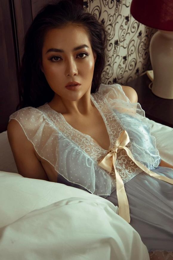 Diễn viên Thanh Hương táo bạo chào bình minh bên giường ngủ cực bỏng mắt-4