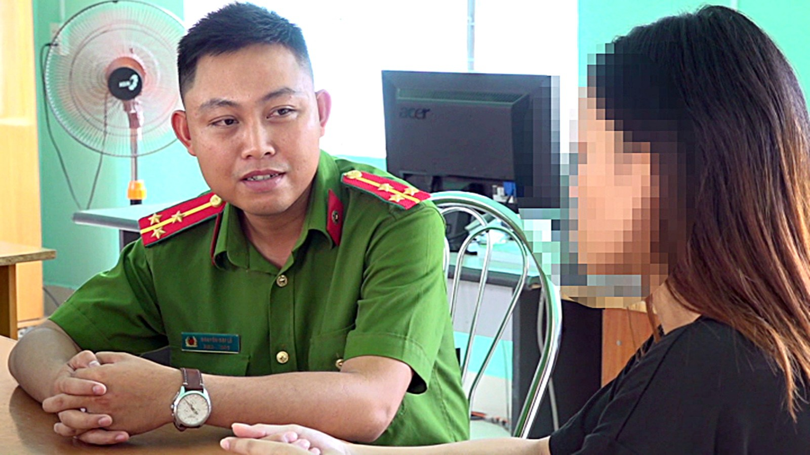 Giải cứu cô gái bị thanh niên quen trên mạng lừa bán sang Trung Quốc để làm vợ với giá 170 triệu đồng-1