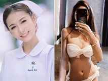 Bị bệnh viện sa thải vì quá đẹp, nữ y tá lột xác táo bạo bội phần