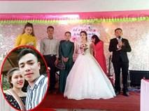 Bố mẹ của cô dâu trong đám cưới không chú rể ở Quảng Trị: