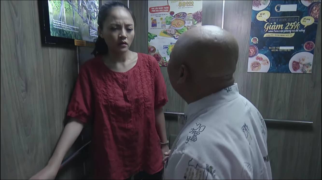 Về nhà đi con gây ngã ngửa với cảnh Huệ bị sàm sỡ trong thang máy, kẻ biến thái sẵn sàng nộp phạt... 200 nghìn-1