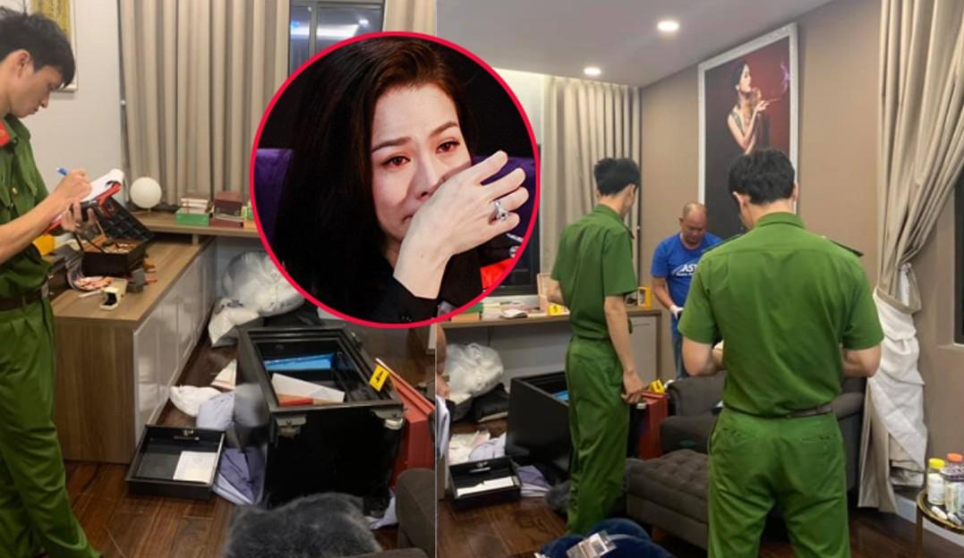 Clip 20 phút cảnh thanh niên đột nhập nhà ca sĩ Nhật Kim Anh trộm hơn 5 tỷ đồng-2
