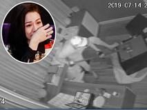 Clip 20 phút cảnh thanh niên đột nhập nhà ca sĩ Nhật Kim Anh trộm hơn 5 tỷ đồng