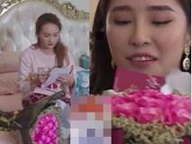 Về nhà đi con: Dân mạng hả hê phát hiện Thư ném hoa Nhã tặng vào sọt rác, Vũ nhặt lên đem tặng lại cho Nhã?
