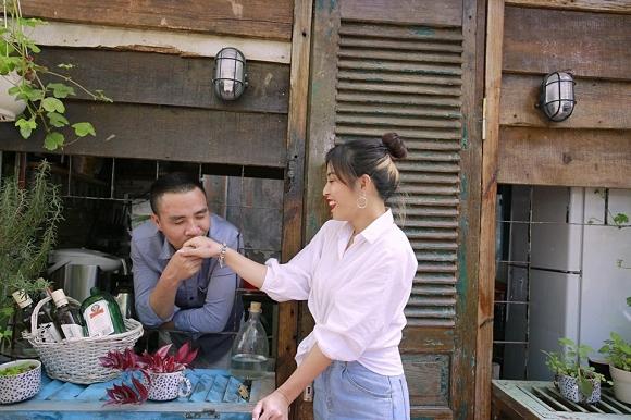 Vẫn là Đà Lạt tạo nên những khoảnh khắc tình bể bình của cặp đôi Mạnh Hùng - Hoàng Linh-3