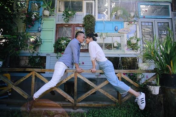 Vẫn là Đà Lạt tạo nên những khoảnh khắc tình bể bình của cặp đôi Mạnh Hùng - Hoàng Linh-11
