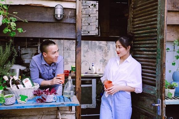 Vẫn là Đà Lạt tạo nên những khoảnh khắc tình bể bình của cặp đôi Mạnh Hùng - Hoàng Linh-6