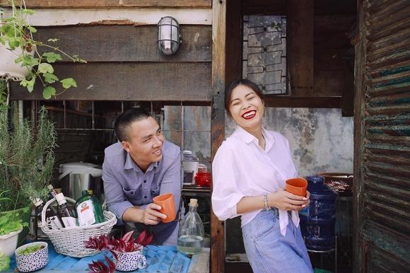 Vẫn là Đà Lạt tạo nên những khoảnh khắc tình bể bình của cặp đôi Mạnh Hùng - Hoàng Linh-9