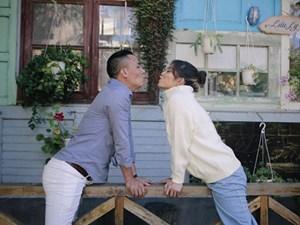 Vẫn là Đà Lạt tạo nên những khoảnh khắc 'tình bể bình' của cặp đôi Mạnh Hùng - Hoàng Linh