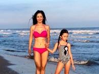 Mỹ nhân Việt tuổi U40, U50 vẫn tự tin khoe dáng gợi cảm với đồ bơi