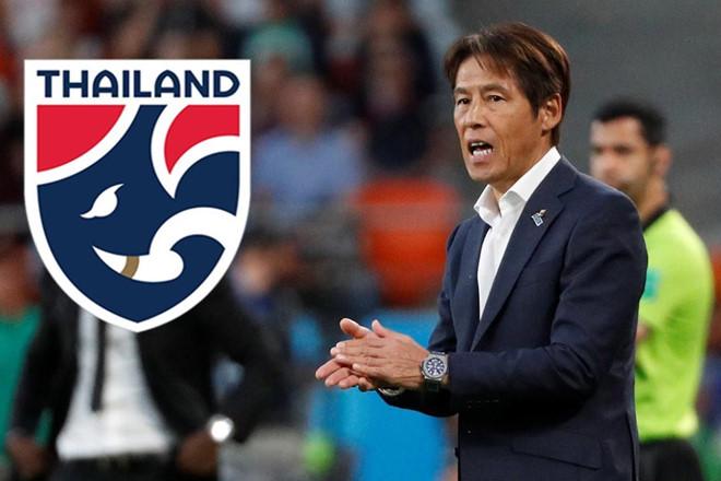 Việt Nam gặp Thái Lan ở trận mở màn vòng loại World Cup 2022-1