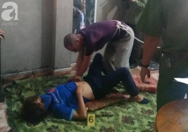 Vụ nữ sinh giao gà bị sát hại: Trong khi Lường Văn Lả bình thản, Phạm Văn Nhiệm lại tiều tụy, lo lắng khi tái hiện 2 lần cưỡng hiếp nạn nhân-2