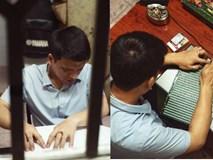 Buổi thi vấn đáp đặc biệt của chàng sinh viên khiếm thị tại trường Luật TP.HCM: Câu chuyện của