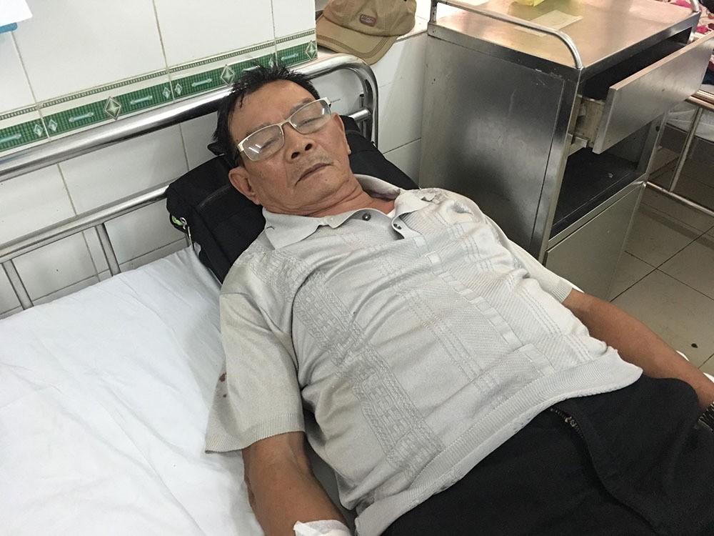Tai nạn 2 tài xế thiệt mạng ở Bình Thuận, tiếng va như bom nổ-2
