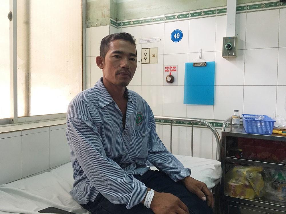 Tai nạn 2 tài xế thiệt mạng ở Bình Thuận, tiếng va như bom nổ-3