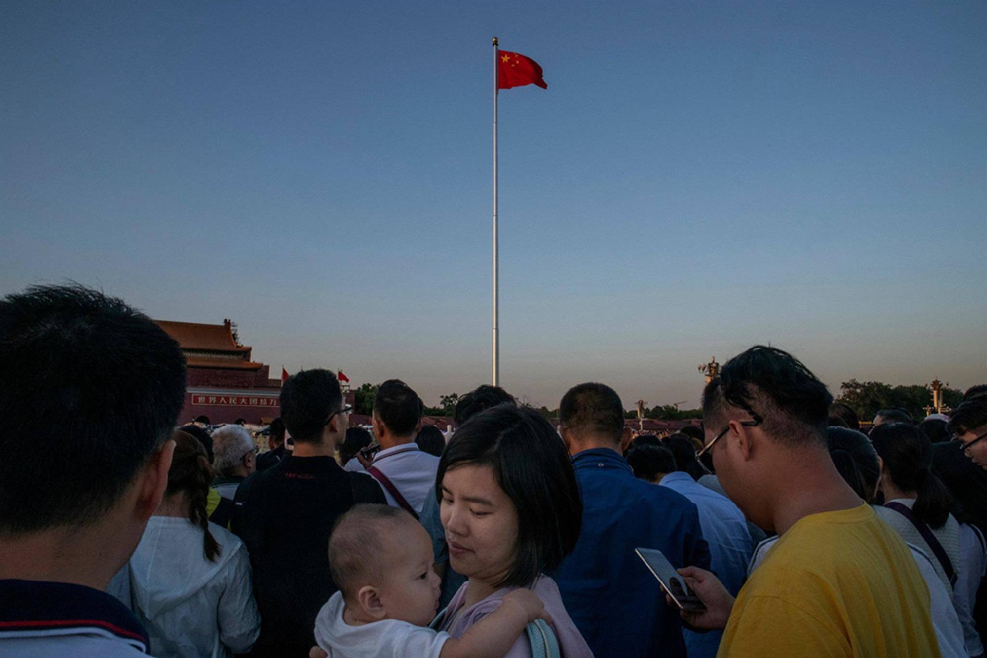 Phụ nữ Trung Quốc bất mãn trước áp lực nghỉ làm, ở nhà sinh con-3