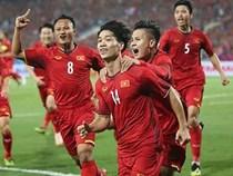 Mỗi trận đấu của đội tuyển Việt Nam đều là