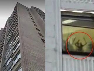 Rơi từ tầng 9 trong cơn hoan lạc đắm say, người phụ nữ tử vong tại chỗ, còn nam chính may mắn thoát chết, thản nhiên tiếp tục tiệc tùng