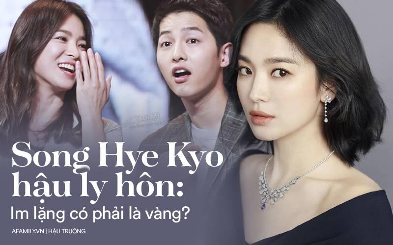 Phía sau sự im lặng của Song Hye Kyo: Cách cư xử văn minh hậu ly hôn hay kẻ thất thế vì bị Song Joong Ki nắm thóp?-1