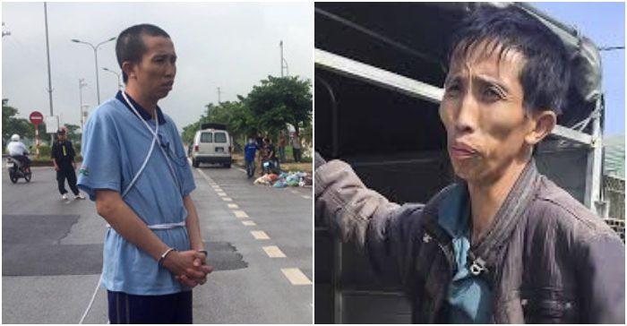 Diện mạo thay đổi bất ngờ của Bùi Văn Công, kẻ cầm đầu cưỡng hiếp, sát hại nữ sinh giao gà sau 5 tháng ở trại giam-1
