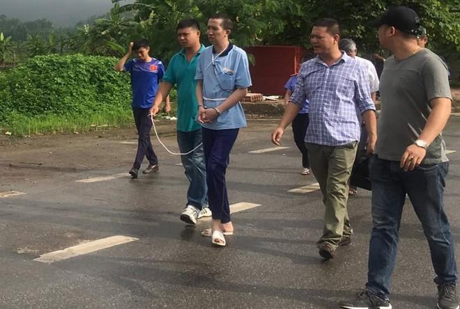 Diện mạo thay đổi bất ngờ của Bùi Văn Công, kẻ cầm đầu cưỡng hiếp, sát hại nữ sinh giao gà sau 5 tháng ở trại giam-2