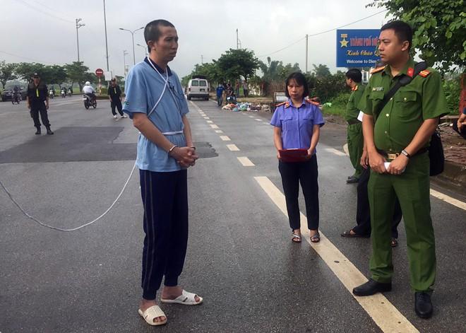 Diện mạo thay đổi bất ngờ của Bùi Văn Công, kẻ cầm đầu cưỡng hiếp, sát hại nữ sinh giao gà sau 5 tháng ở trại giam-3
