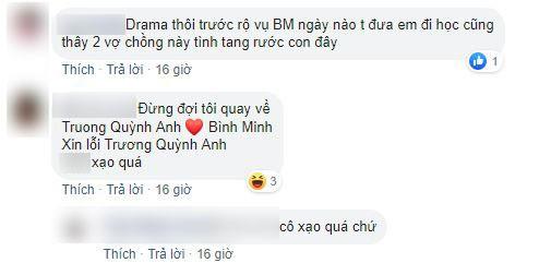 Tim đăng status lạ rồi vội vàng xóa đi, dân mạng đồn đoán nam ca sĩ muốn nhắc đến Trương Quỳnh Anh và Bình Minh?-2