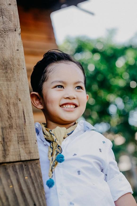 Con trai Khánh Thi - Phan Hiển đốn tim fan trong bộ ảnh mừng sinh nhật 4 tuổi đáng yêu-4