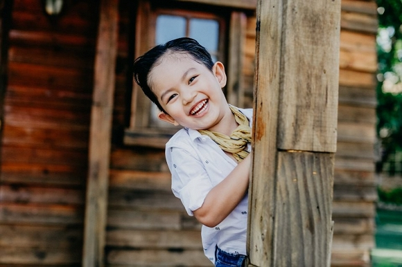 Con trai Khánh Thi - Phan Hiển đốn tim fan trong bộ ảnh mừng sinh nhật 4 tuổi đáng yêu-7