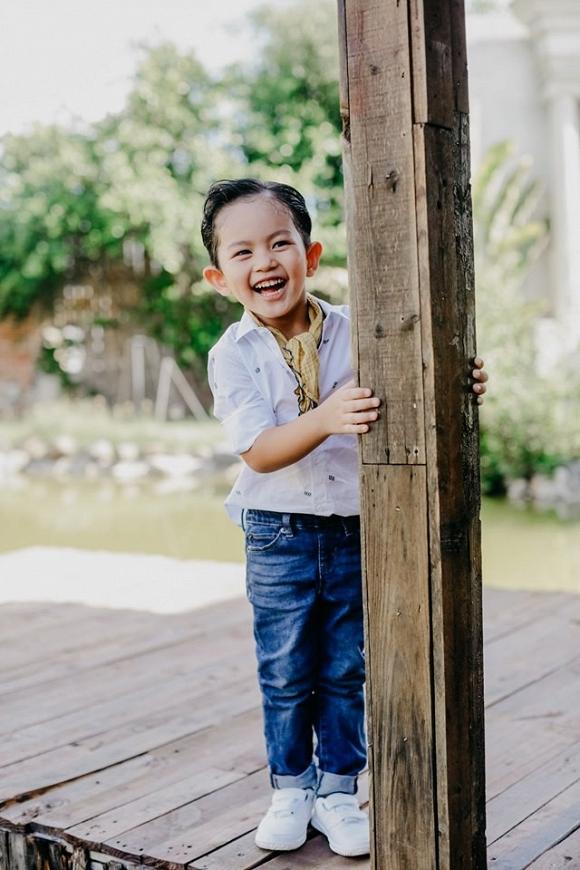 Con trai Khánh Thi - Phan Hiển đốn tim fan trong bộ ảnh mừng sinh nhật 4 tuổi đáng yêu-8