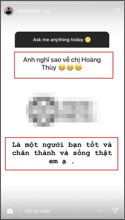 Rocker Nguyễn lên tiếng khẳng định mối quan hệ với Hoàng Thùy giữa tin đồn bí mật hẹn hò?-1