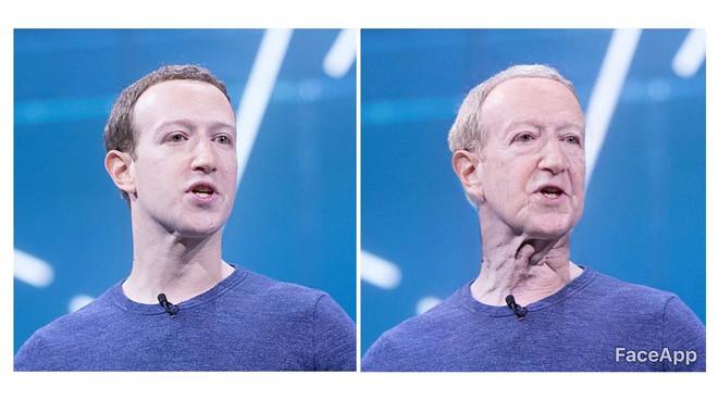 Thượng nghị sĩ Mỹ cảnh báo: Ứng dụng biến trẻ thành già FaceApp siêu hot hiện nay tiềm ẩn nguy cơ thu thập thông tin, hình ảnh trái phép-2