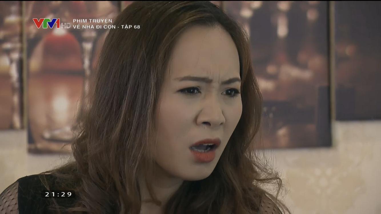 Về nhà đi con: Không chỉ đánh ghen, chị Linh còn vạch trần sự thật về Nhã khiến Vũ ngỡ ngàng muốn bù đắp cho Thư-3