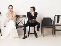 Sốt xình xịch clip cưới của Cường Đô La và Đàm Thu Trang: Khoá môi cực ngọt,