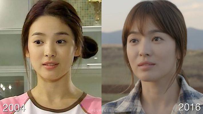 """Nóng trước lạnh sau"""" - bí kíp rửa mặt chống lão hóa giúp Song Hye Kyo giữ vững nhan sắc tường thành-2"""