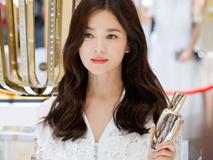 """""""Nóng trước lạnh sau"""" - bí kíp rửa mặt chống lão hóa giúp Song Hye Kyo giữ vững nhan sắc tường thành"""
