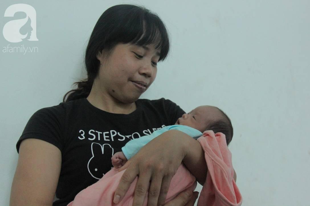 Nụ cười hạnh phúc của mẹ Liên: Bình An ngủ ngoan nhé, mẹ đi bệnh viện rồi sẽ sớm về nhà chơi với con-3