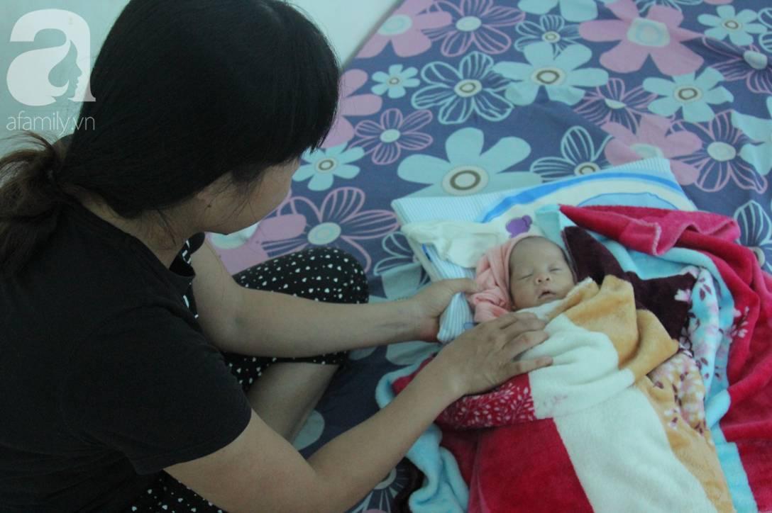 Nụ cười hạnh phúc của mẹ Liên: Bình An ngủ ngoan nhé, mẹ đi bệnh viện rồi sẽ sớm về nhà chơi với con-5