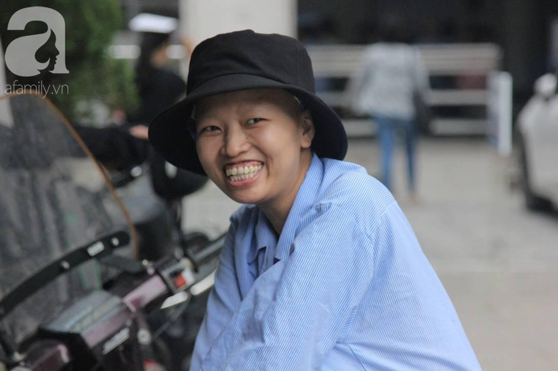 Nụ cười hạnh phúc của mẹ Liên: Bình An ngủ ngoan nhé, mẹ đi bệnh viện rồi sẽ sớm về nhà chơi với con-13