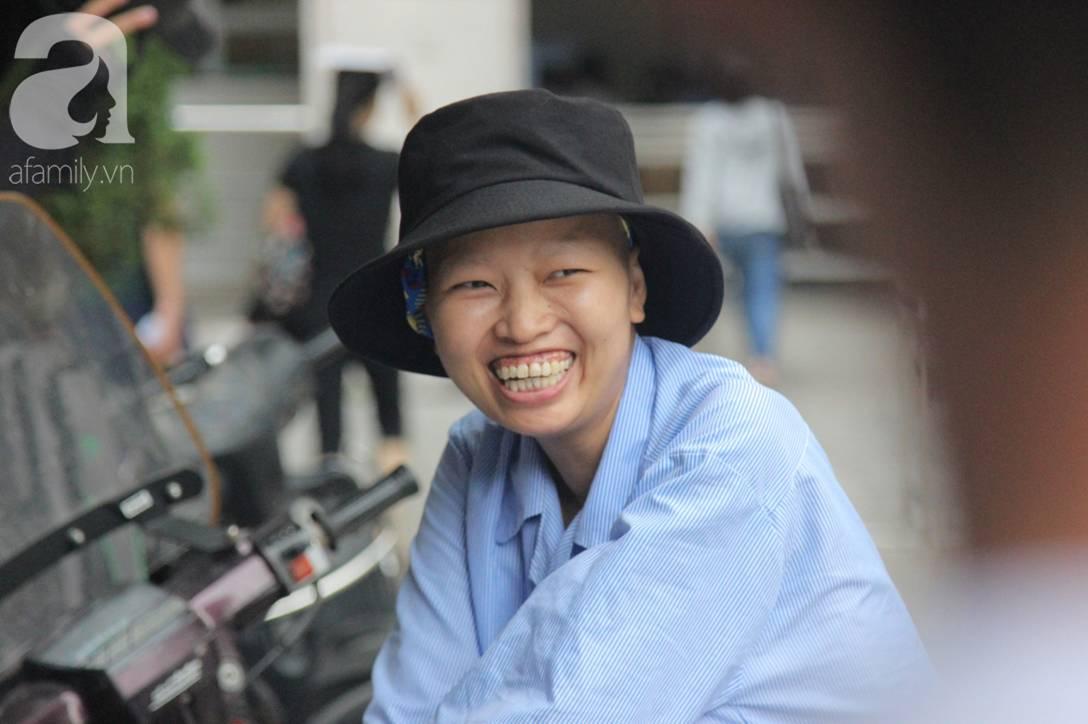 Nụ cười hạnh phúc của mẹ Liên: Bình An ngủ ngoan nhé, mẹ đi bệnh viện rồi sẽ sớm về nhà chơi với con-8