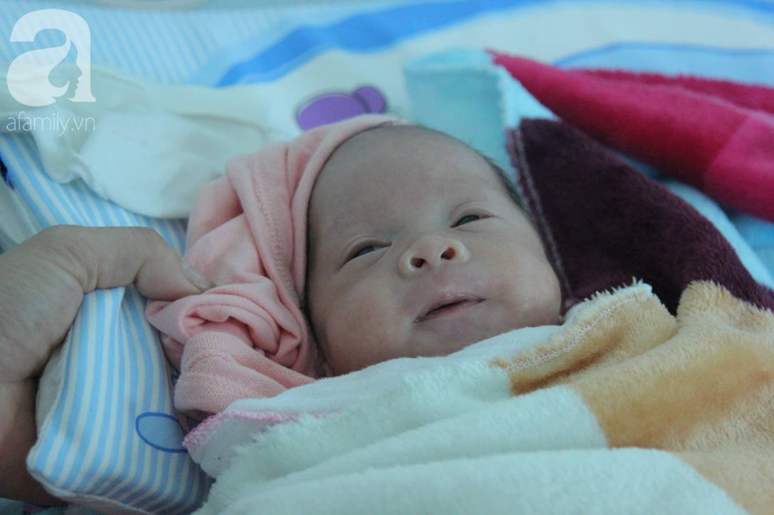Nụ cười hạnh phúc của mẹ Liên: Bình An ngủ ngoan nhé, mẹ đi bệnh viện rồi sẽ sớm về nhà chơi với con-9