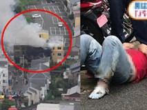 Hé lộ hình ảnh đầu tiên cùng những thông tin gây sốc về nghi phạm đốt xưởng phim hoạt hình, làm 33 người chết gây rúng động