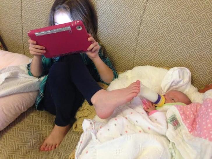 18 bức ảnh chứng minh khả năng nghịch ngợm của trẻ là không giới hạn, ai nuôi con nhỏ nhìn là hiểu-2