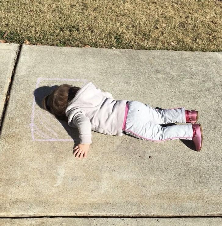 18 bức ảnh chứng minh khả năng nghịch ngợm của trẻ là không giới hạn, ai nuôi con nhỏ nhìn là hiểu-6