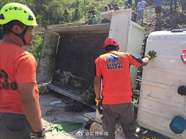 Tai nạn kinh hoàng: Xe tải chở học sinh tiểu học đi dự sự kiện rơi xuống khe núi, 11 em nhỏ thiệt mạng-2