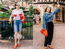 'Âm điểm thanh lịch' với kiểu ăn mặc của Phượng Chanel: Mặc áo mà như không, rõ mồn một cả nội y lẫn ngực