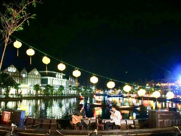 Hà Anh Tuấn đăng đàn bán vé concert ở khu khu nghỉ dưỡng 5 sao đẹp như tranh-2
