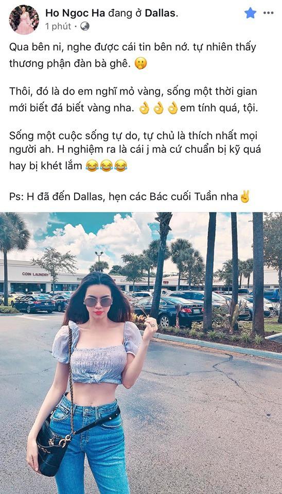 Hồ Ngọc Hà đăng những lời lẽ nhạy cảm trước đám cưới Cường Đô la - Đàm Thu Trang-2