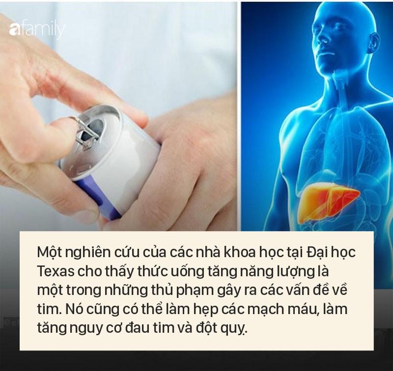 2 người tử vong do uống quá nhiều nước tăng lực: Lời cảnh báo không thừa cho những ai liên tục uống thức uống này-3